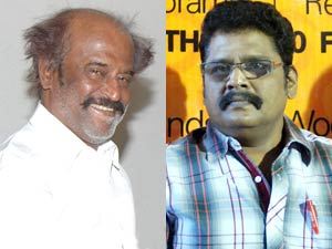 Rajini and KS Ravikumar