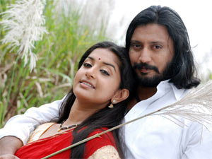 Prashanth and Meera Jasmine