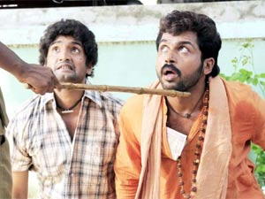 Santhanam and Karthi
