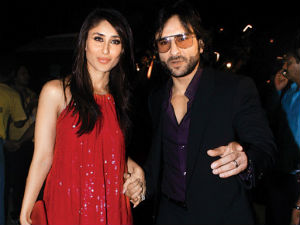 Saif and Kareena