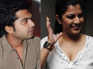 Simbu and Varalakshmi