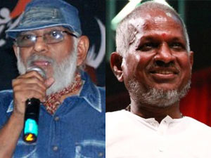 Balu Mahendra and Ilayaraaja