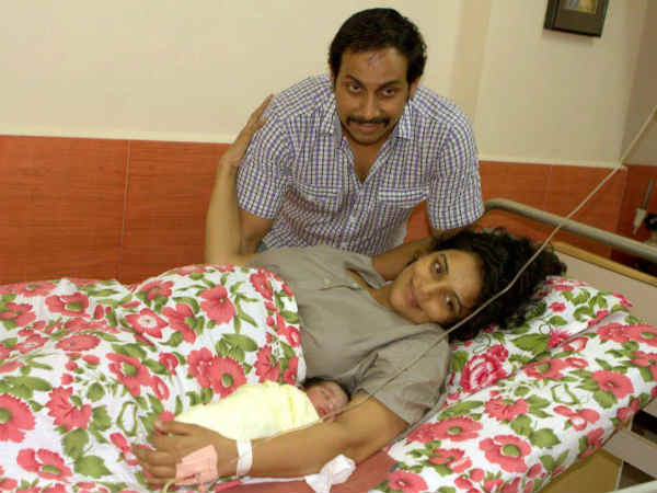Malayalam actress Shweta Menon's reality delivery filmed