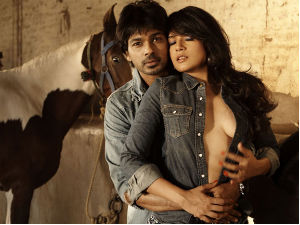 Richa Chadha and Nikhil Dwivedi