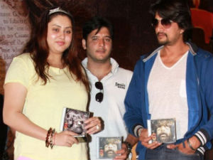 Shaam's 6 movie audio launched