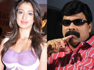 Lakshmi rai and Power star