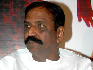 Lyricist Vairamuthu's father is no more