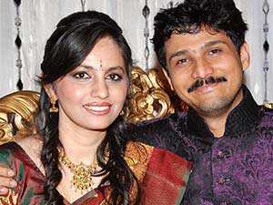 Rajesh Krishnan and Ramya
