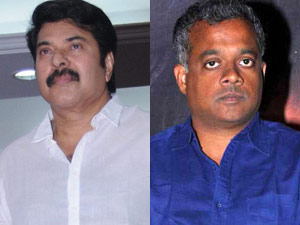 Gautham Menon eyes Mammootty for the first time