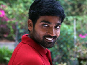 Vijay Sethuupathi turns as Producer