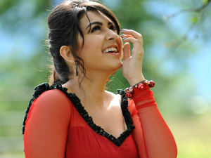 The other side of Hansika