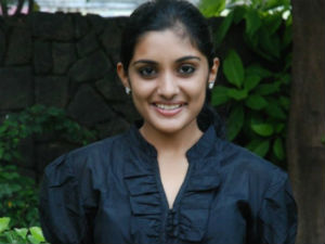 Niveda Thomas is Vijay's sister in Jilla