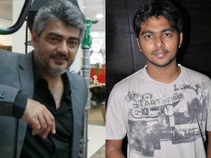 GV Prakash invites Ajith for the big day