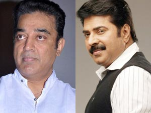 Kamal to direct Mammootty for Lingusamy?
