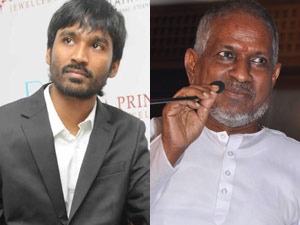 Ilayarajaa is my all time favourite composer, says Dhanush
