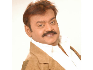Vijayakanth decides to appear in silver screen again
