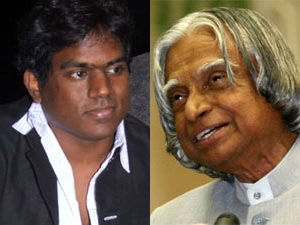 Abdul Kalam in Yuvan's new album