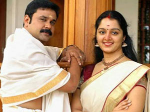 Dileep-Manju heading for divorce?