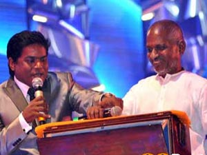 Ilayarajaa - Yuvan to compose for Hollywood movie