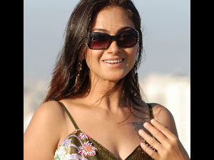 Simran ready for mother characters
