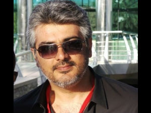 Ajith's 53rd movie to get a title today