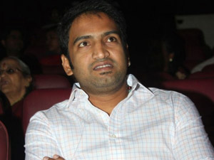 Santhanam determines the hero of a movie