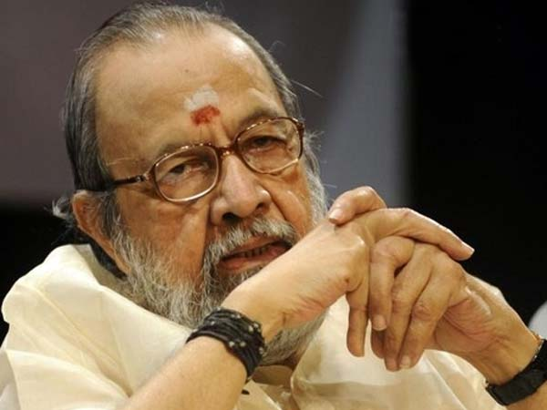 Poet Vaali passes away