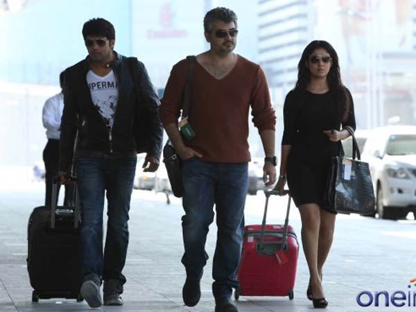 Aarambam audio launch will be a low profile one