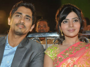 Sidhardh advises Samantha not to act with Simbu