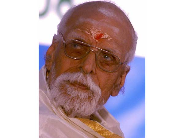 V Dakshinamoorthy passed away