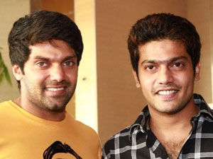 Arya to produce a movie for his brother Sathya