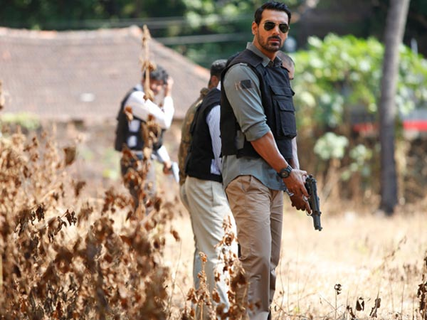Madras Cafe bombed at Box office