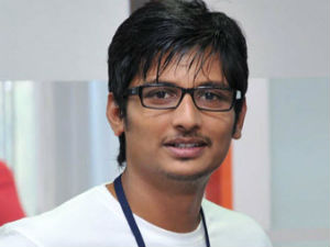 Jiiva prays for Jilla