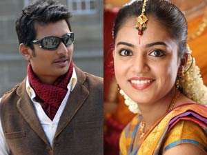 Nazria to be paired up with Jiiva