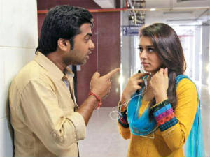 Simbu-Hansika love in trouble