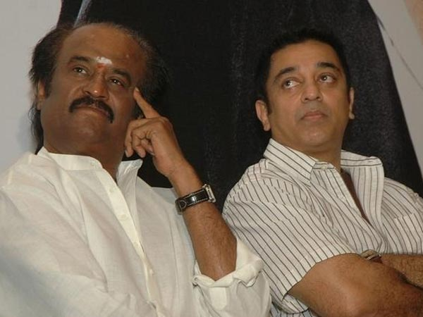 Kamal's speech on his separation with Rajini