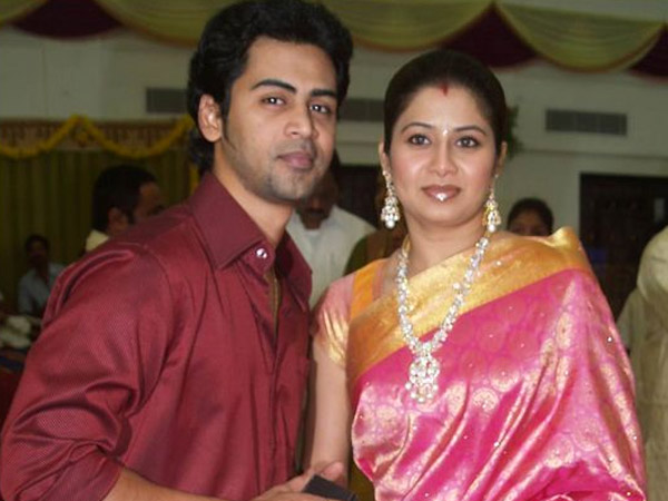 Sangeetha and Krish