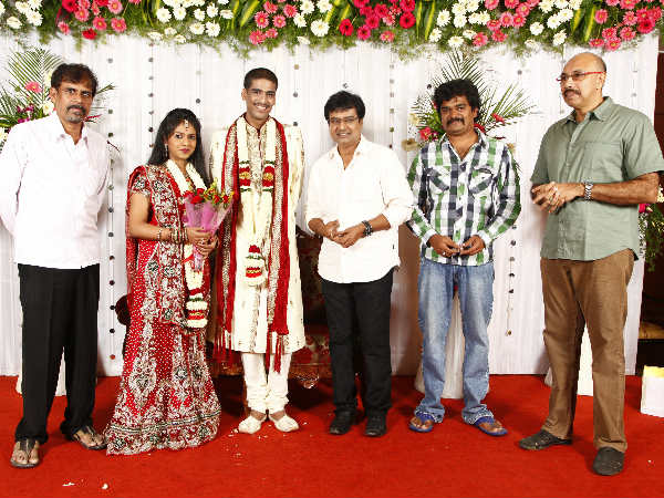 Manivannan's son Raghuvannan marries Lankan Tamil girl