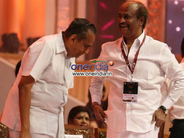 Attending Cinema 100 is a big mistake - Rajini