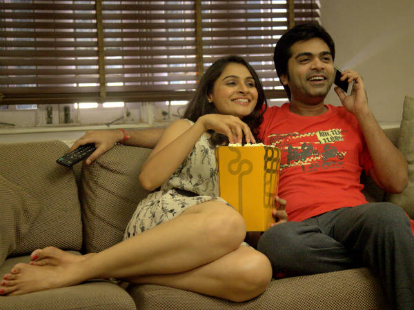 'Andrea is the best pair for Simbu'