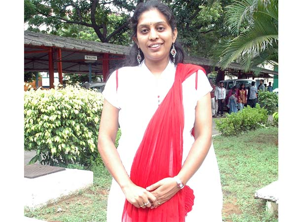 Producer Shanmugapriya