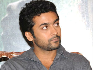 What is Suriya doing in Singapore?