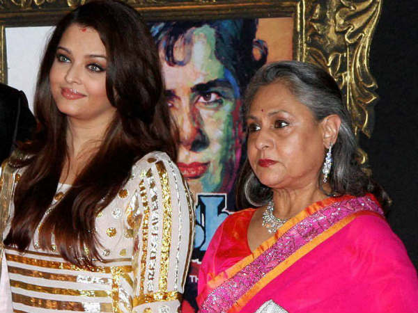 Mind it, it's not Aishwarya, it's Aishwarya Rai Bachchan: Jaya Bachchan