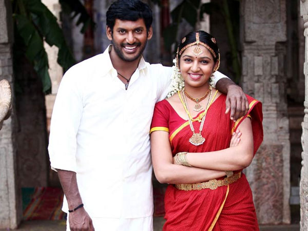 Azhagu Raja and Pandiya Naadu from Nov 2nd