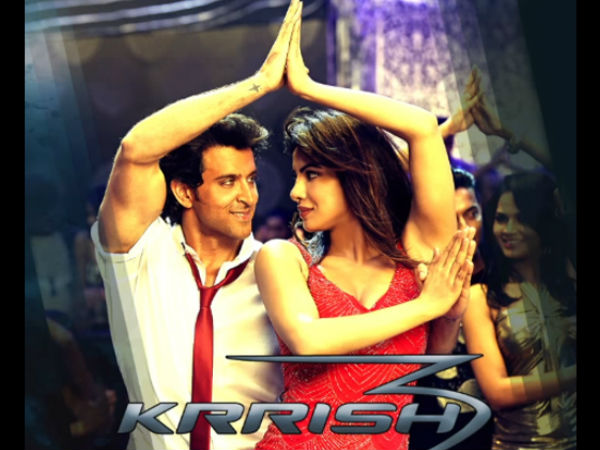 Krrish 3 joins storms into 200 cr club