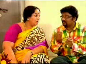 Comedy serial on Madippakam Madavan On Kalaignar TV