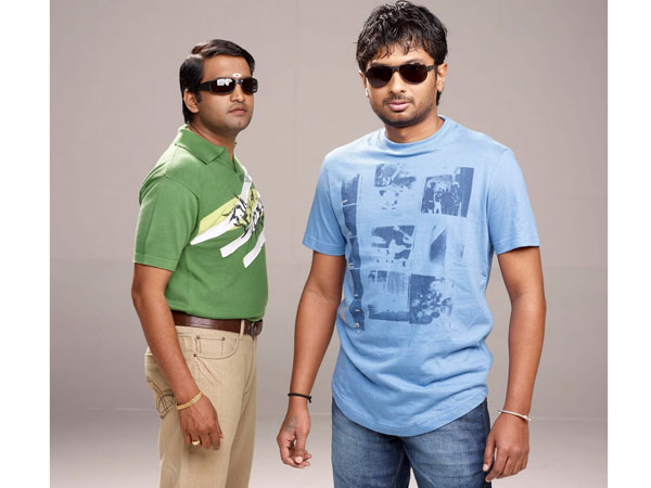 Santhanam - Udhanidhi join third time