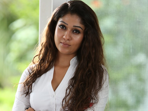 Rs 50 lakh advance to Nayanthara