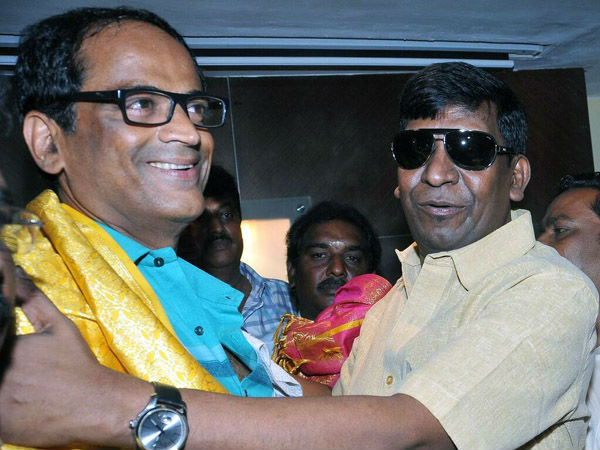 Vadivelu settles issues with Telugu outfit