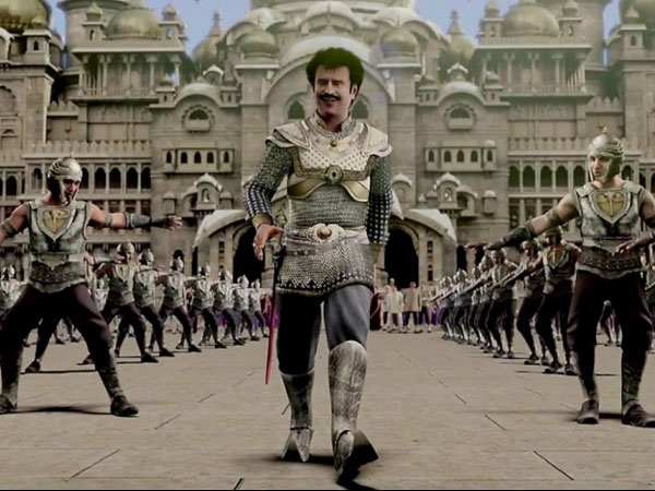 Kochadaiiyaan crosses Rs 50 cr in 5 days